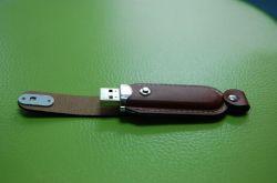 Leather Usb Flash Drive (kl-c009)