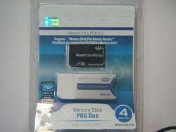 Good Quality 4gb Ms Memory Stick Card