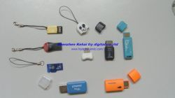供应 存储卡 读卡器 数码相机配件