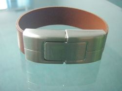 Leather Usb Flash Drive (kl-c001)