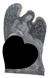 Angel Style Tombstones/gravestones/headstones