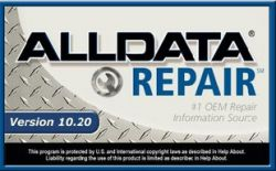 Alldata 10.3 Auto Repair Software