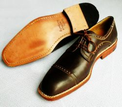 Custom Made Goodyear Welted Dress Leather Shoes