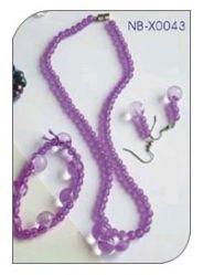 Necklace  Bracelets