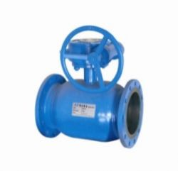 All Welded Ball Valve With Flange End