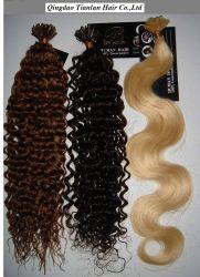 Human Hair Extension, Keratin Hair,u ,i ,v Tip
