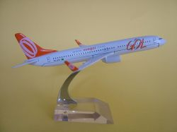 Metal Aircraft Model B737-800
