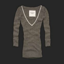 Hot Sell Abercrombie  Fitch Womens Sweater