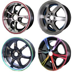 Sell 12~26inch Car Alloy Wheels For Cars