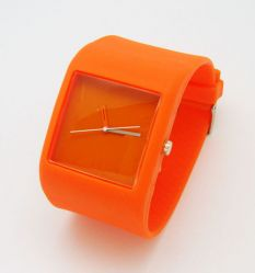 Silicon Quartz Watch