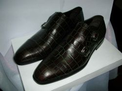 Handmade Goodyear Welted Dress Leather Shoes