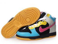 Fashion Shoes Footwear Kid  Dunk Shoes