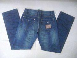 Hot Sell Dg Mens Jeans Straight Leg Jeans