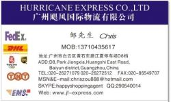 Offer International Courier Service From Guangzhou