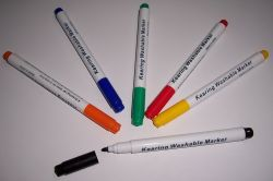 Washable Fabric Marker