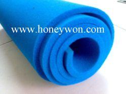 Silicone Rubber Sponge Roll