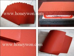 Silicone Rubber Sponge Sheet