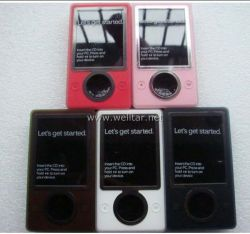 Wholesales Zune 30gb Hdd Player /100% Brand New