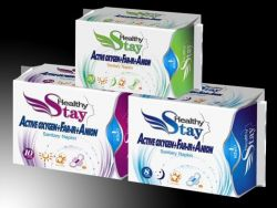 Supply Magnetism Therapy Series Sanitary Napkins