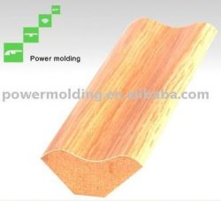 Scotia Molding/concave Line/laminate Molding