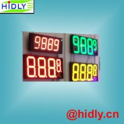 Led Petro Price Sign - Hidly Optoelectronics Ltd - trade cn