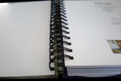 China Spiral Book Printing