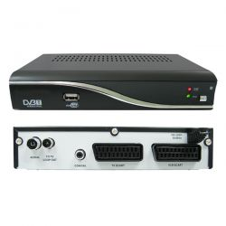 Dvb-t Mpeg4 Digital Tv Receiver
