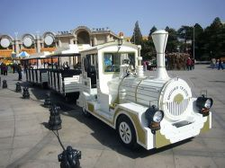 Electric Sightseeing Train