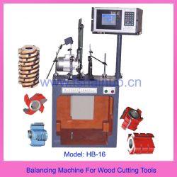 Balancing Machine For Wood Cutting Tools
