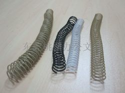 China Meta L3/8 Inch  Spiral Coil  Binding Coil