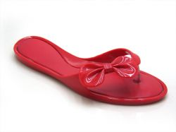 Pvc Lady's Jelly Slippers,slippers,lady's Slippers