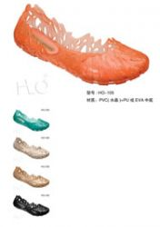 Pvc Lady's Jelly Sandals,sandlas,jelly Sandals