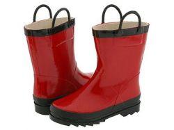 Kid Rubber Rainboot \rainboot