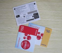 Scratch Card Printing Services In China