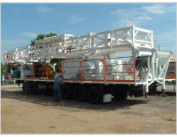 Oil Drilling Integral Moving System