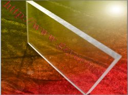 2010 Expo Polycarbonate Solid Sheet