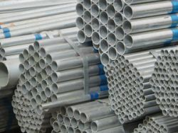 Supply Galvanzied Steel Pipes