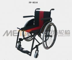 Aluminium Sports Wheelchair Y02a
