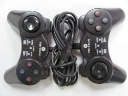 Pc Wired Twin Game Controller (u-708d)