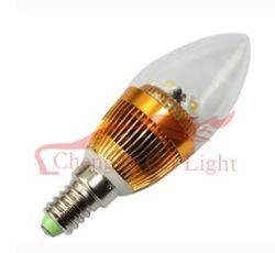 Led Candle Bulb-e14-3x1w