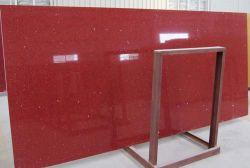 Cqs0004-quartz Stone-red Crystal