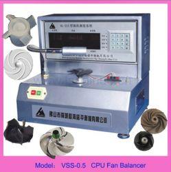 Cpu Fan And Cooker Fan Balancing Machine