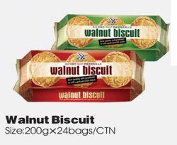 Walnut Biscuit