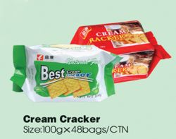 Biscuit, Cream Cracker