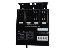 Dimmer,4 Channel Dimmer Pack (phd014)