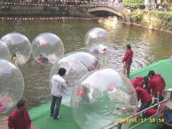 2010 Jwb-01 Inflatable Water Ball