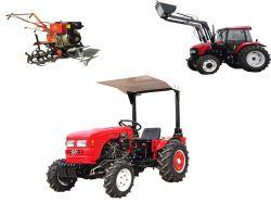 Big Farm Tractor