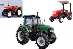 Big Farm Tractor 904