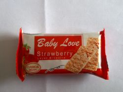 Baby Love  Layer Biscuit夹层饼