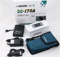 Battery Operated Diabetic Mini Fridge, Lcd Display